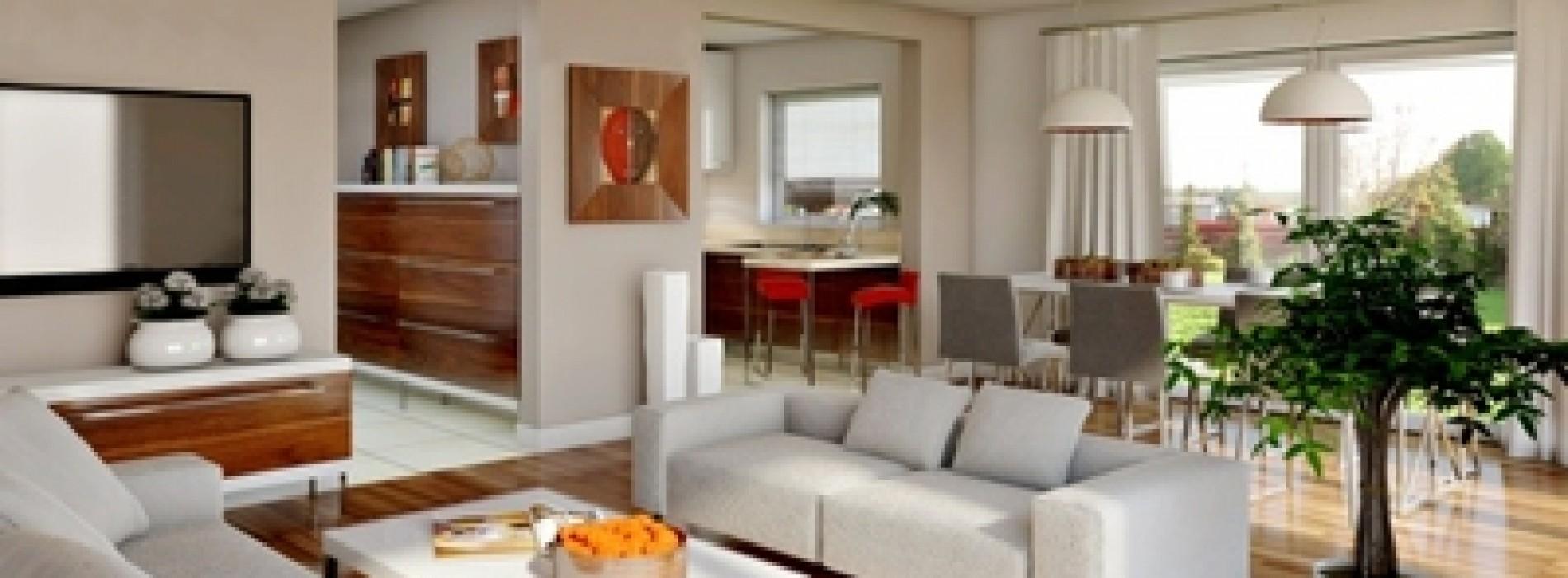 Energooszczędny dom dla rodziny