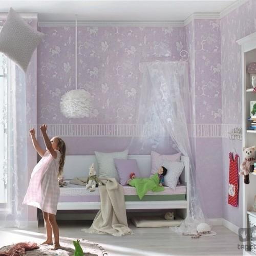 10 wzorów tapet, które możesz wykorzystać w pokoju dziecka