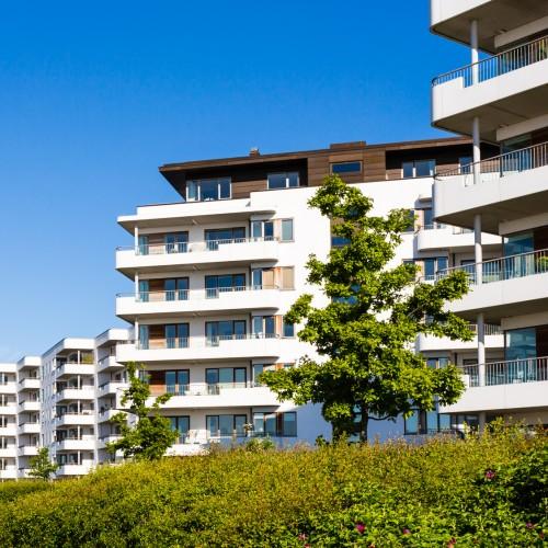 Jak wygląda nowoczesne osiedle?