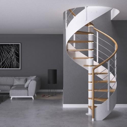 Jakie schody do małego domu?