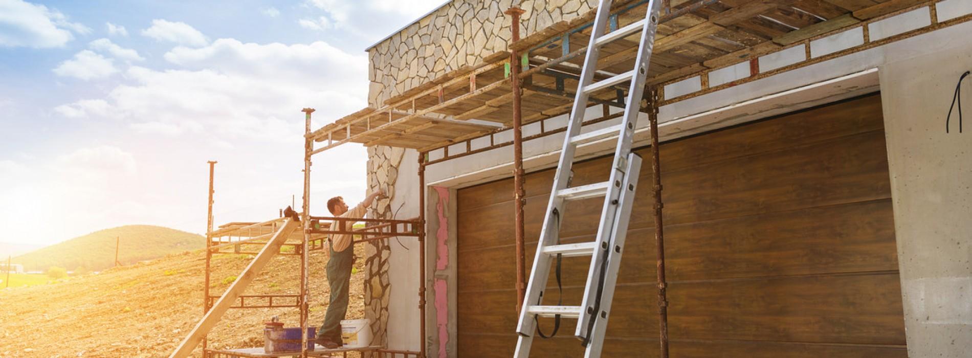 Budowa przydomowego garażu