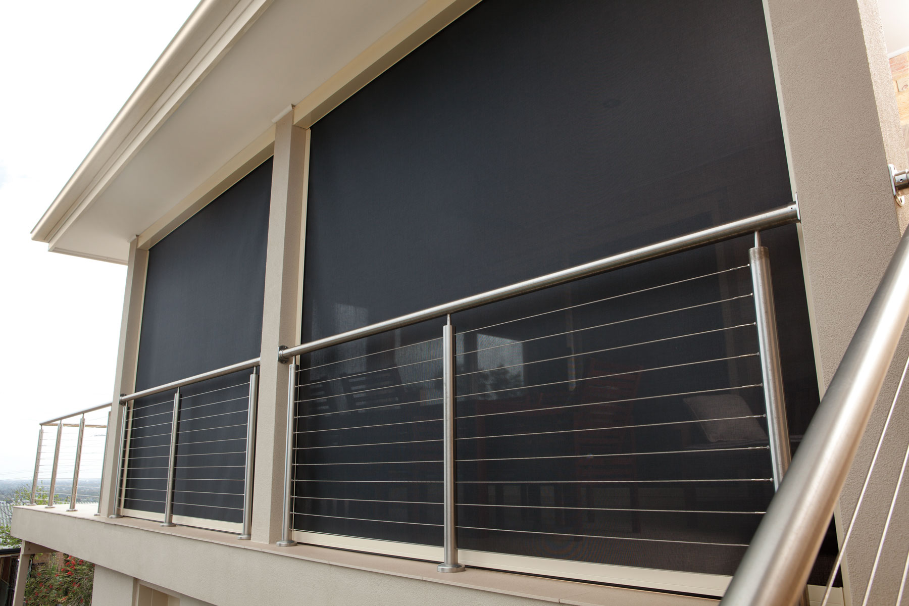 Patios Outdoor Blinds Ambient Blinds 07