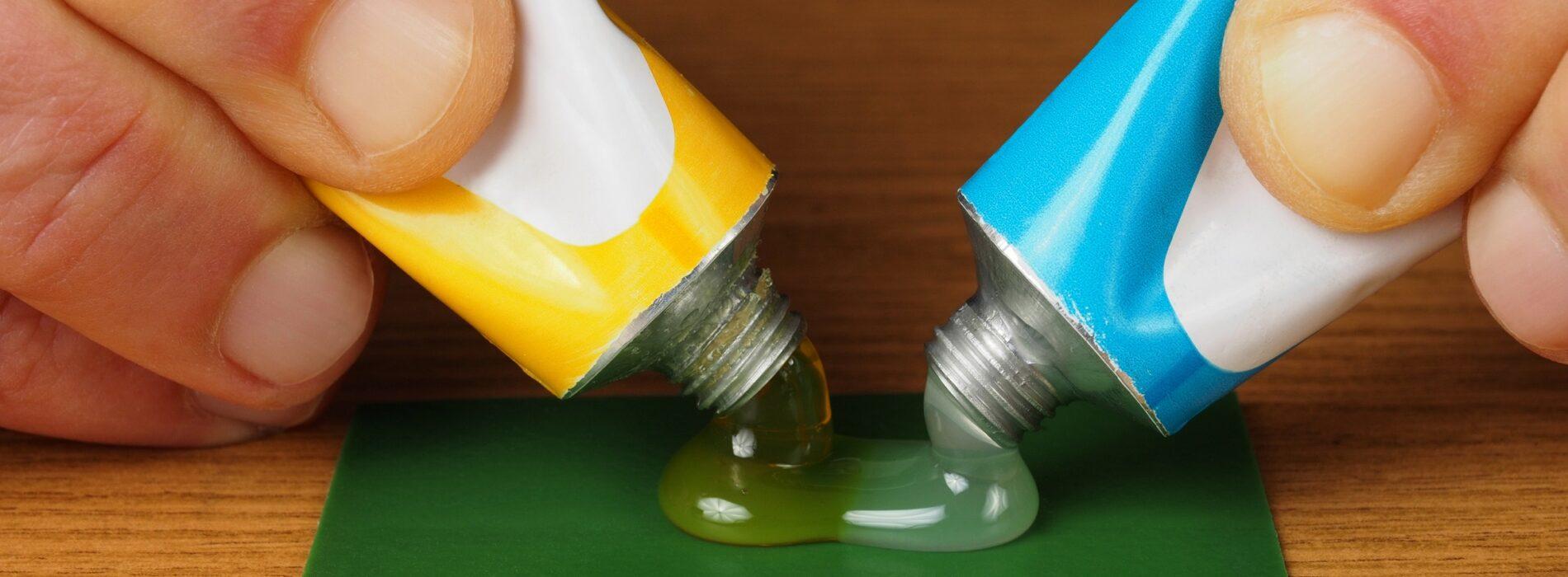 Klej epoksydowy – niepozorne spoiwo, które daje wiele możliwości!