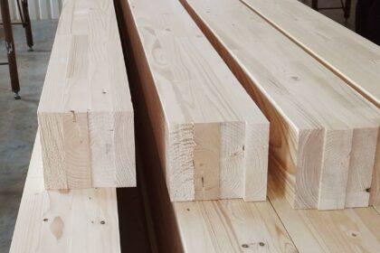 Drewno klejone BSH – zastosowanie, korzyści, parametry techniczne